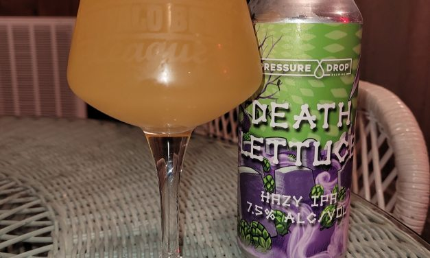 The Best Thing I Drank This Week: Pressure Drop Brewing Death Lettuce IPA