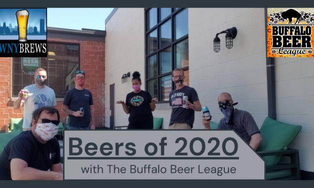 WNY Brews: Buffalo Beer League Talk Best Beers of 2020