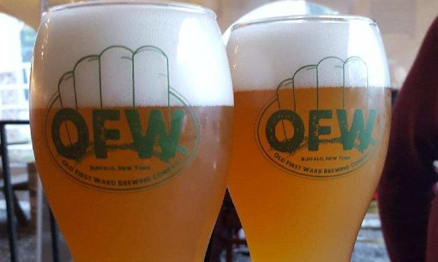 The Best Thing I Drank This Week: Old First Ward Brewing Heisenberg Imperial Hefeweizen