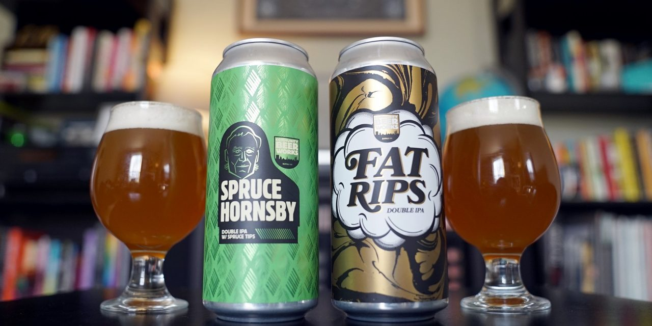 The Best Thing I Drank This Week: Community Beer Works Spruce Hornsby Double IPA