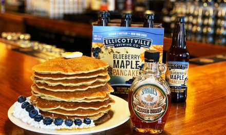 A Maple-Inspired Collab Brew Between Ellicottville Brewing and Sprague's Maple Farms