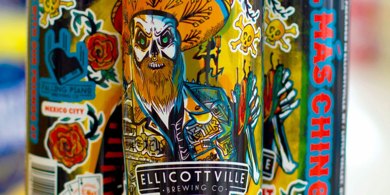Ellicottville Brewing, Falling Piano Continue Bi-National Collaboration Series with Mole Stout