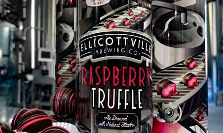 Ellicottville Brewing, Platter's Chocolates Team Up to Bring You Raspberry Truffle Porter