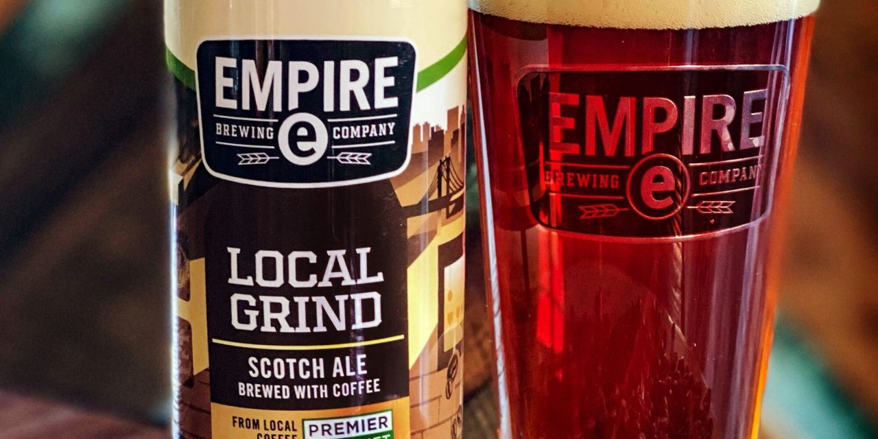 Empire Brewing, Premier Gourmet Coffee Team Up to Bring You This Cold Brew Treat