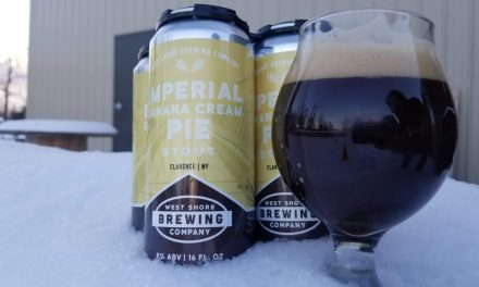 The Best Thing I Drank This Week: West Shore Brewing Imperial Banana Cream Pie Stout