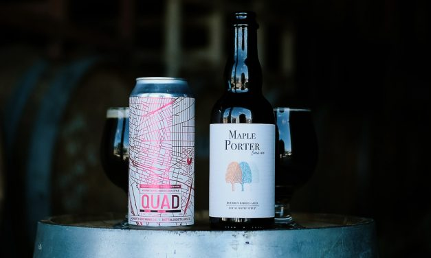 Double Barrel Aged Releases From 42 North Brewing This Weekend