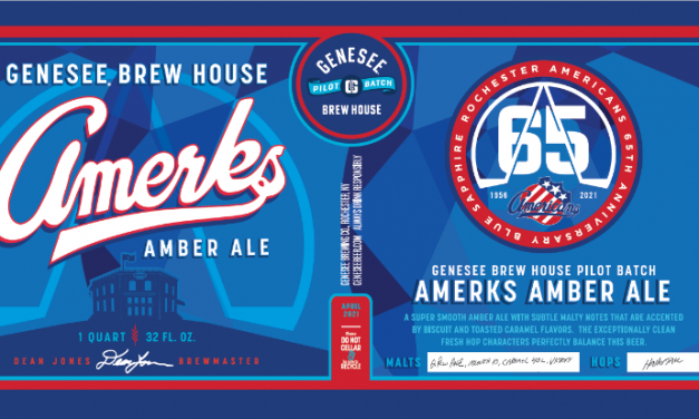 Genny on Ice! Genesee launches Amerks Amber Ale Collaboration