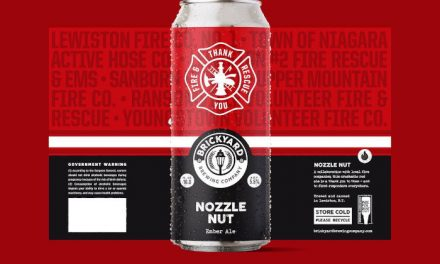 Brickyard Brewing Commemorates First Responders With New Beer
