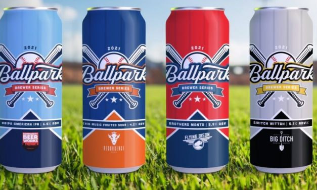 Buy Me Some Peanuts and Crackerjack (And a Beer): Ballpark Brewers Series Returns for 2021