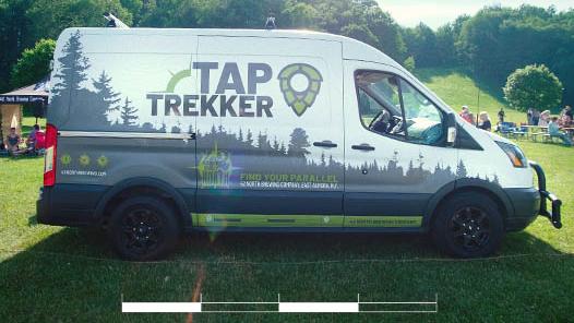42 North Brewing Announces Tap Trekker Tour
