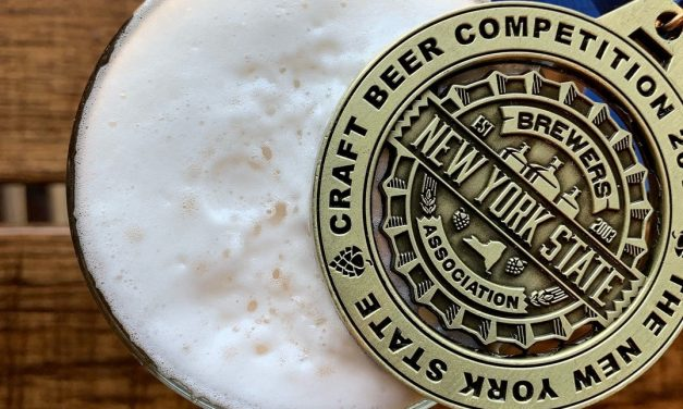 6 WNY breweries win 13 medals at 2021 NYS Craft Beer Competition, Eli Fish wins Governor's Cup