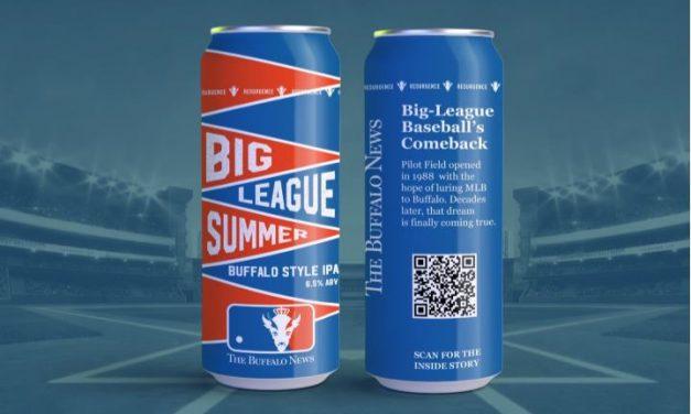 New 'Stories of Resurgence' Beer Series Celebrates Buffalo's Revitalization