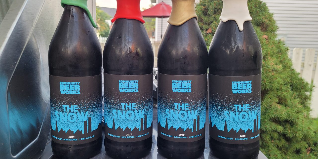 Traveling Through Time With Community Beer Works' The Snowpack