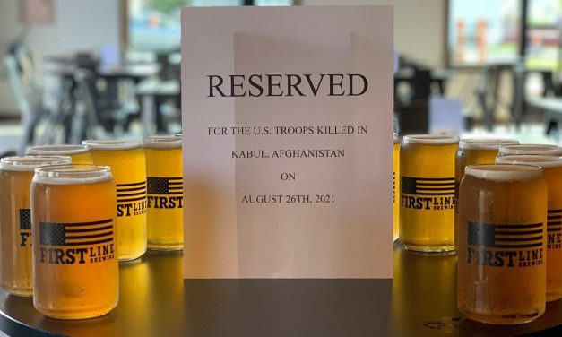 A Tale of 13 Pints: First Line Brewing Honors Fallen American Soldiers
