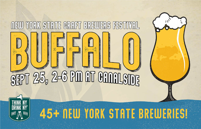 New York State Craft Brewers Festival returns to Canalside