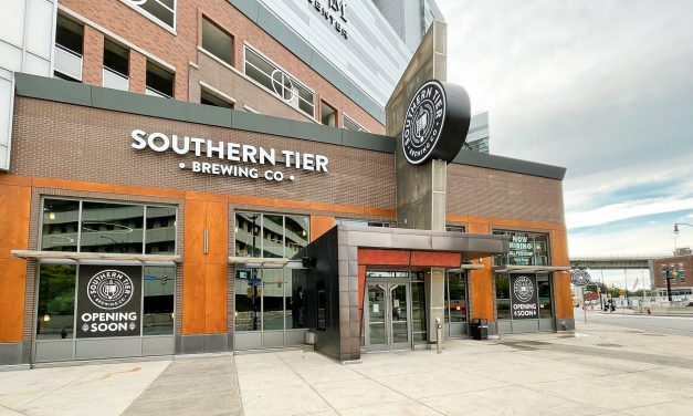 Southern Tier Brewing Officially Opens New Buffalo Location