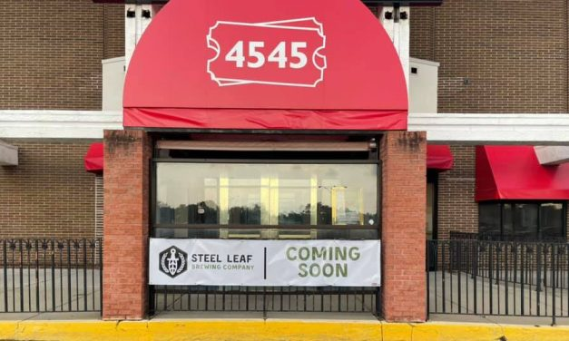 Steel Leaf Brewing Sets April 2022 Opening Date in Williamsville